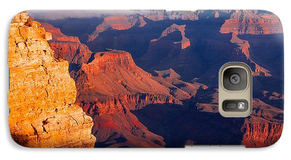 Galaxy Case featuring the photograph Grand Canyon 35 by Donna Corless