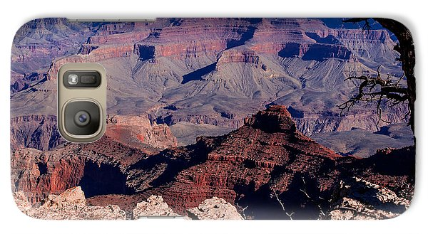 Galaxy Case featuring the photograph Grand Canyon 7 by Donna Corless