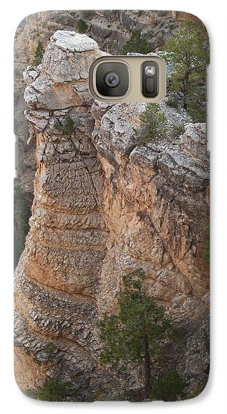 Galaxy Case featuring the photograph Grand Canyon Spire by Joshua House