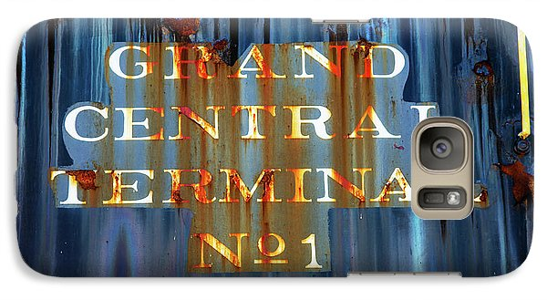 Galaxy Case featuring the photograph Grand Central Terminal No 1 by Karol Livote