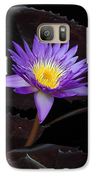 Galaxy Case featuring the photograph Grand Entrance by Byron Varvarigos