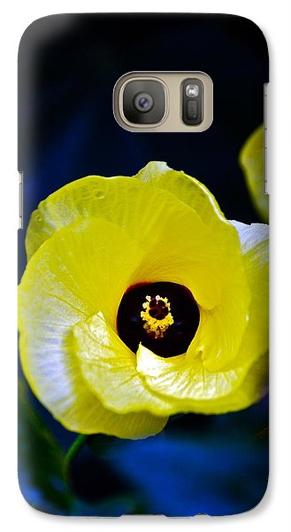 Galaxy Case featuring the photograph Grand Opening by Debbie Karnes