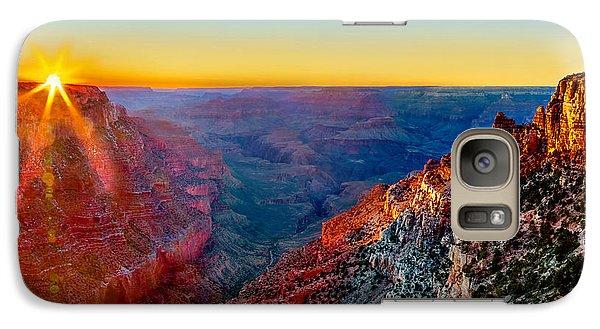Grand Sunset Galaxy S7 Case