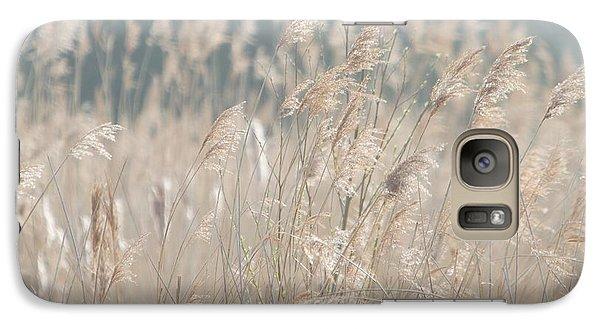 Galaxy Case featuring the photograph Grass  by Gary Bridger