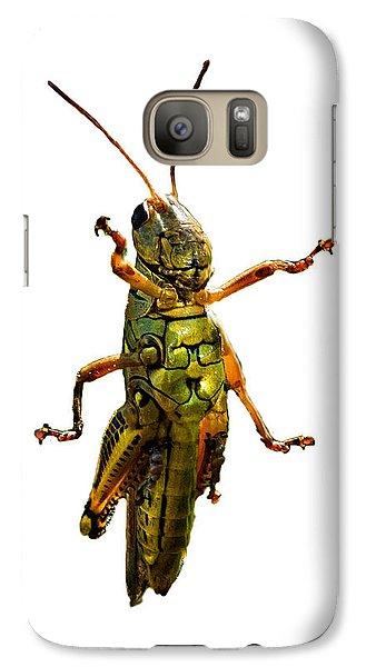 Grasshopper II Galaxy Case by Gary Adkins