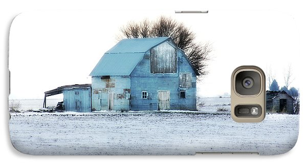 Galaxy Case featuring the photograph Grays by Julie Hamilton