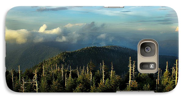 Galaxy Case featuring the photograph Great Smokies by Jessica Brawley