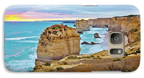 Galaxy Case featuring the photograph Great Southern Land by Az Jackson