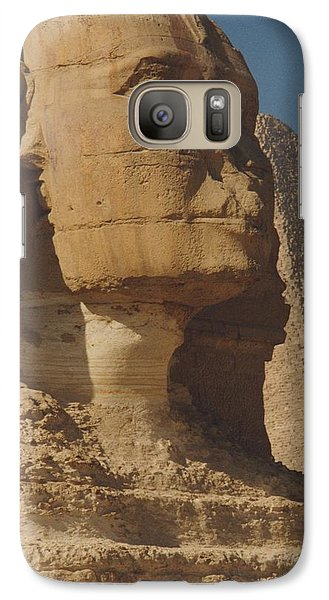 Great Sphinx Of Giza Galaxy S7 Case