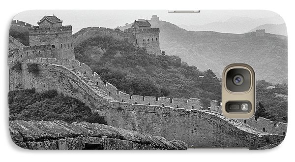 Great Wall 7, Jinshanling, 2016 Galaxy S7 Case