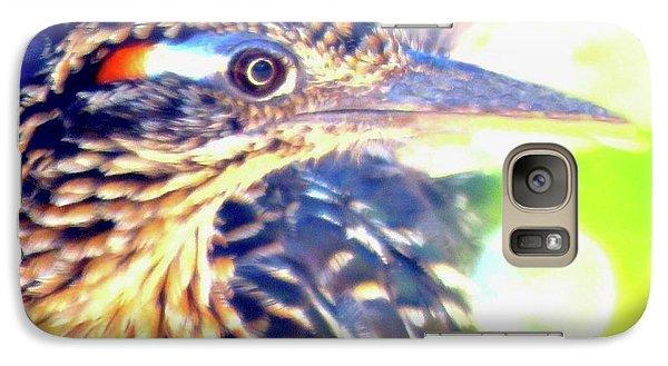 Greater Roadrunner Portrait 2 Galaxy S7 Case