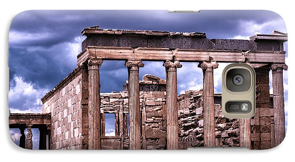 Greek Temple Galaxy S7 Case