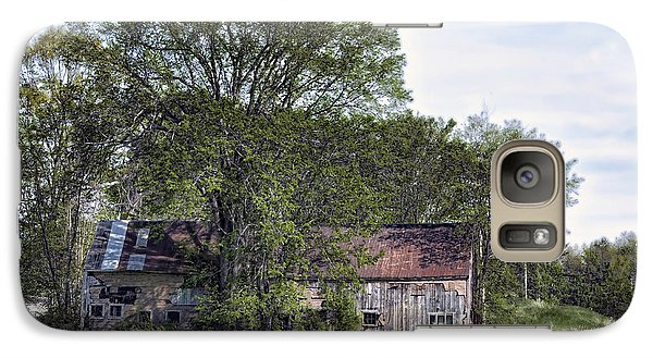 Galaxy Case featuring the photograph Green And Gallant Spring by Richard Bean
