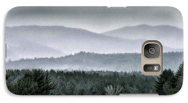 Galaxy Case featuring the photograph Green Mountain National Forest - Vermont by Brendan Reals