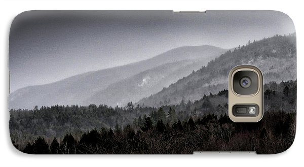 Galaxy Case featuring the photograph Green Mountains - Vermont by Brendan Reals