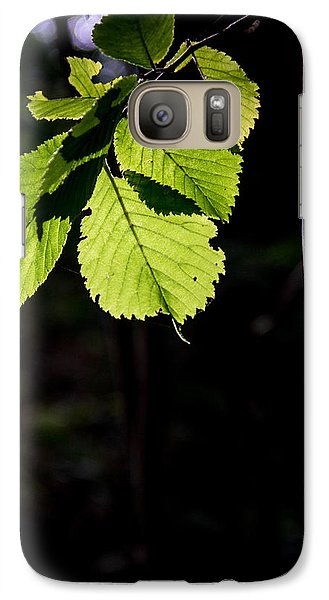 Galaxy Case featuring the photograph Green by Odd Jeppesen