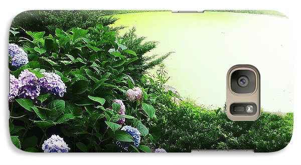 Green Pond Galaxy S7 Case
