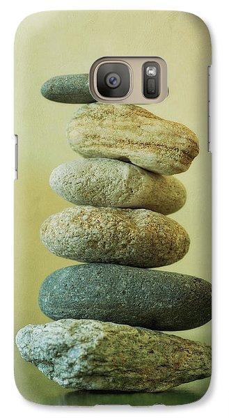 Green Galaxy S7 Case