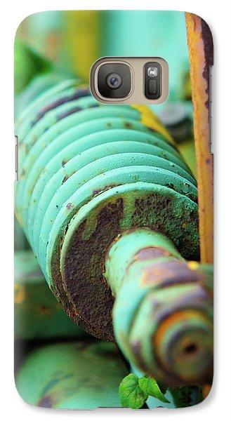 Green Spring Galaxy S7 Case