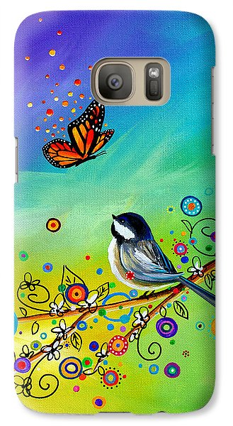 Greetings Galaxy S7 Case