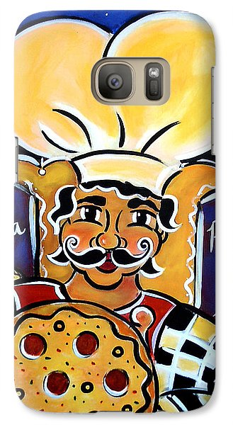 Gregorios Pizzeria Galaxy S7 Case