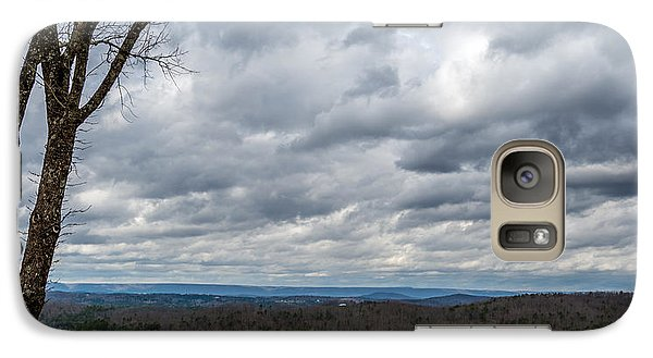Grey Skies Galaxy S7 Case