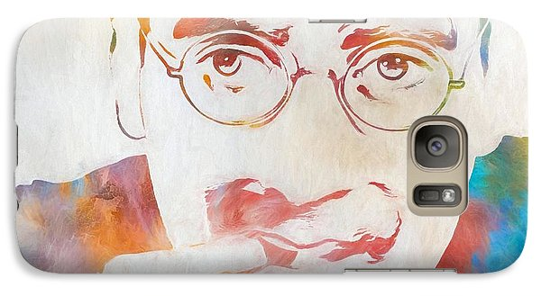 Groucho Marx Galaxy S7 Case by Dan Sproul