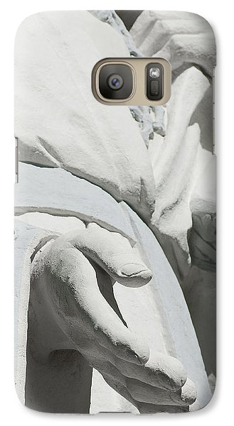 Galaxy Case featuring the photograph Guidance by Colleen Coccia