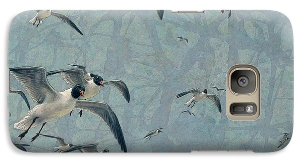 Gulls Galaxy S7 Case