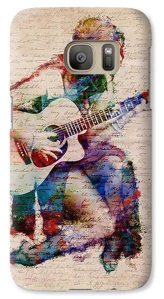 Gypsy Serenade Galaxy S7 Case