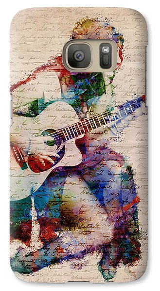 Gypsy Serenade Galaxy S7 Case by Nikki Smith