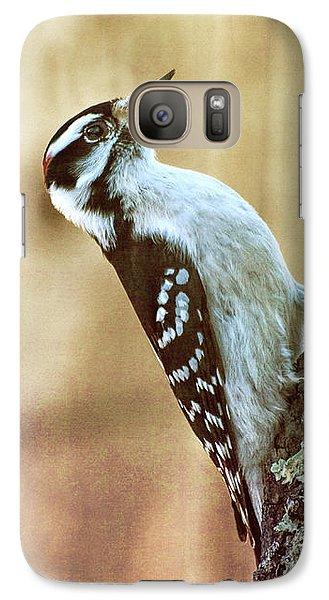 Hairy Woodpecker Galaxy S7 Case