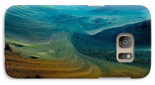 Galaxy Case featuring the photograph Haleakala by M G Whittingham
