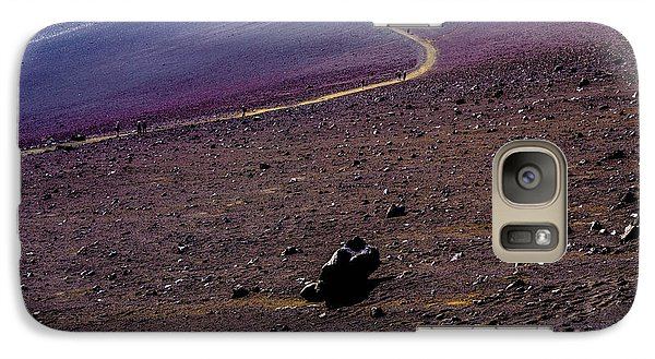 Galaxy Case featuring the photograph Haleakala 2 by M G Whittingham