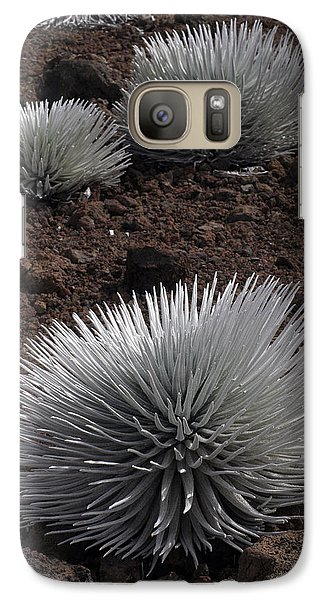 Haleakala Silverswords Galaxy S7 Case