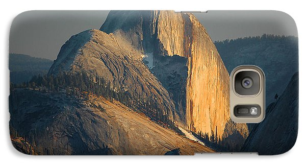 Half Dome At Sunset - Yosemite Galaxy S7 Case