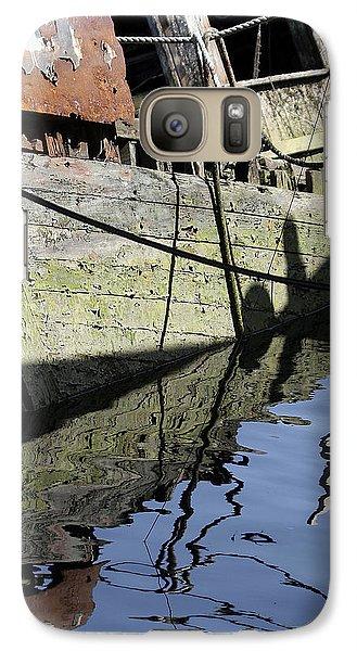 Half Sunk Boat Galaxy S7 Case