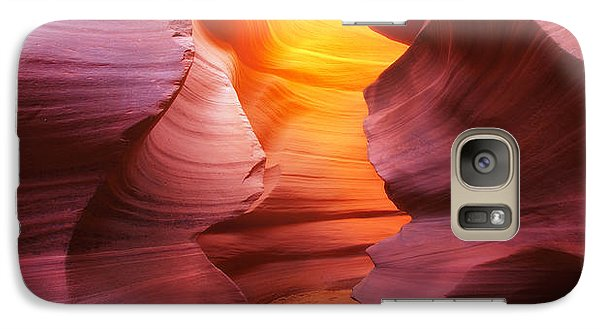Galaxy Case featuring the photograph Hall Of Fire by Kadek Susanto