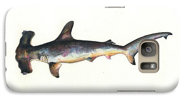 Hammerhead Shark Galaxy S7 Case