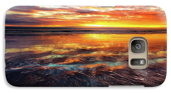 Galaxy Case featuring the photograph Hampton Beach by Robert Clifford