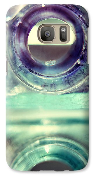Galaxy Case featuring the photograph Inkwells by Amy Tyler