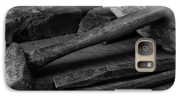 Galaxy Case featuring the photograph Hand Tools 4 by Richard Rizzo