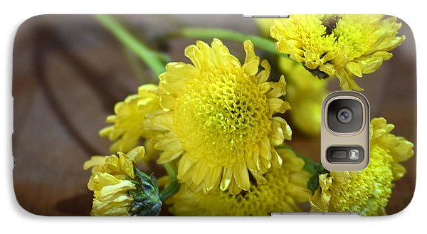 Galaxy Case featuring the photograph Handful For You by Deborah  Crew-Johnson