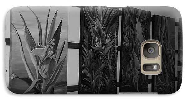 Galaxy Case featuring the photograph Hanging Art by Rob Hans