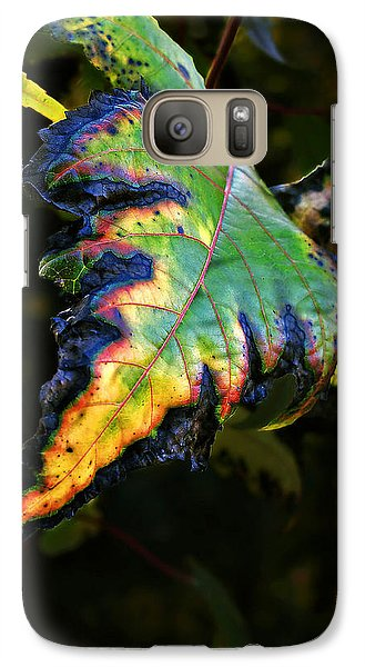 Galaxy Case featuring the photograph Hanging Out by Joan  Minchak