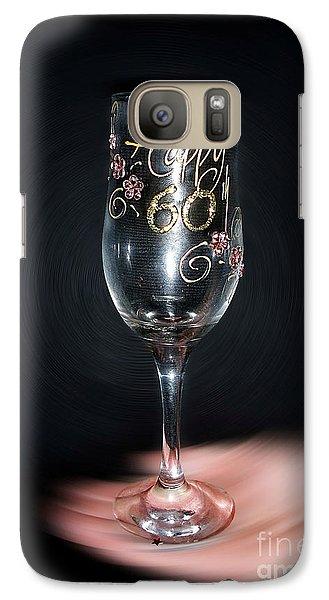 Happy 60th Birthday Galaxy S7 Case