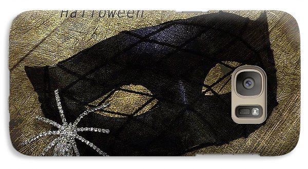 Galaxy Case featuring the photograph Happy Halloween by Patrice Zinck