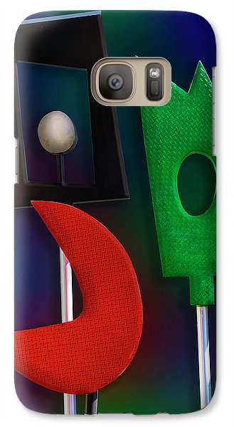Galaxy Case featuring the photograph Happy Together  by Paul Wear