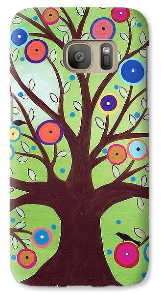Happy Tree Galaxy S7 Case
