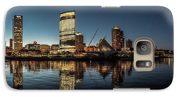 Harbor House View Galaxy S7 Case